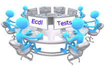 Ecdl test - Ecdl themata